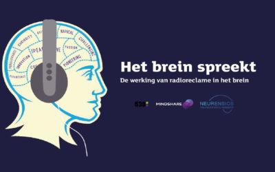 Radioreclame het brein spreekt